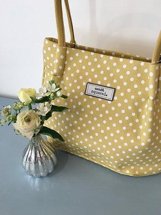 Yellow Spotty Freya Bag