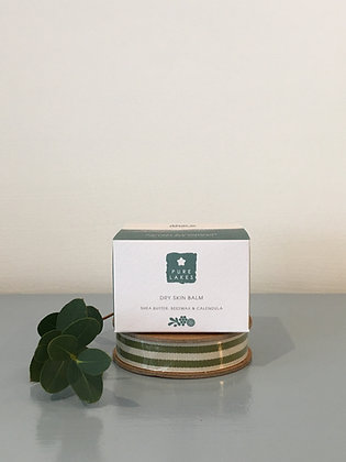 Shea Butter, Beeswax & Calendula Dry Skin Balm