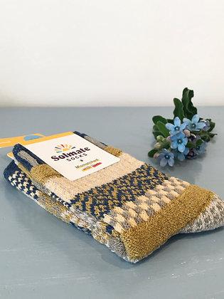 Solmate Socks Sagebush