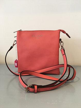 Coral Red Cuckoo Bag