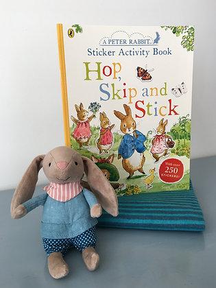 Peter Rabbit Sticker Activity Book