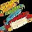 Thumbnail: Wooden Folding Ruler
