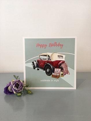 Celebrate in Style – Birthday