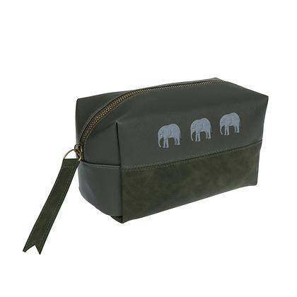 Elephant Box Wash Bag