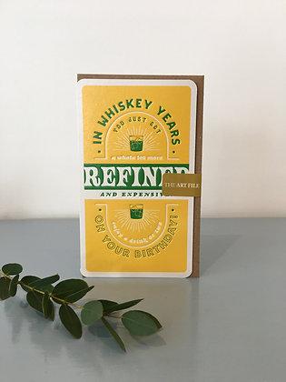 Whiskey Years