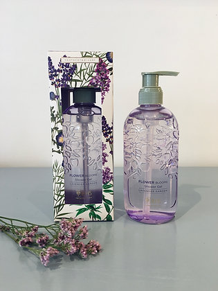 Lavender Garden Shower Gel