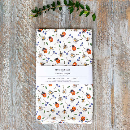 Ladybird Tea Towel
