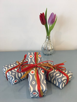 Gift Wrapping Service - Blue