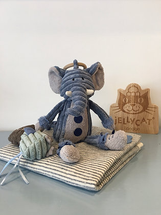 Cordy Elephant Activity Toy