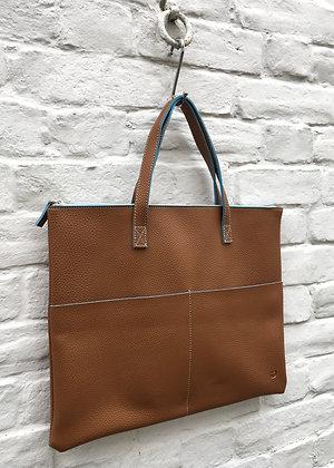 Tucuman Tote Bag - Tan