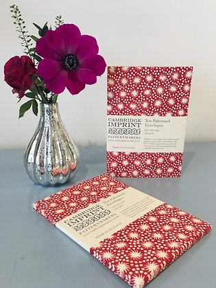 Animalcules Crimson Envelopes
