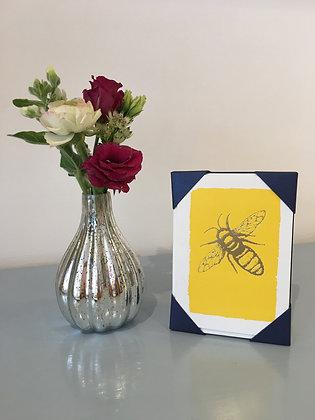 Golden Bee - Notecards