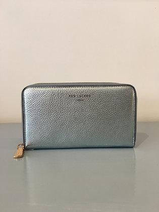 Red Cuckoo Matallic Wallet