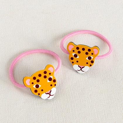 Wild Wonders Leopard Hair Bands
