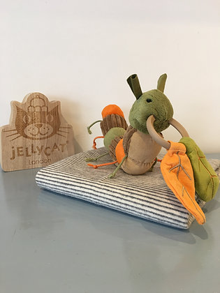 Christopher Caterpillar Activity Toy