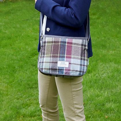 Wisteria Tweed Rosy Bag