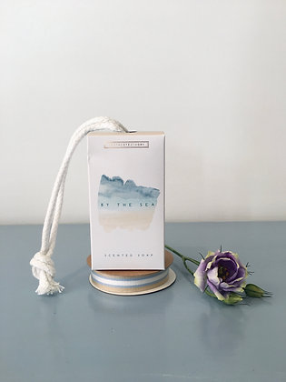 By The Sea Scented Soap on a Rope