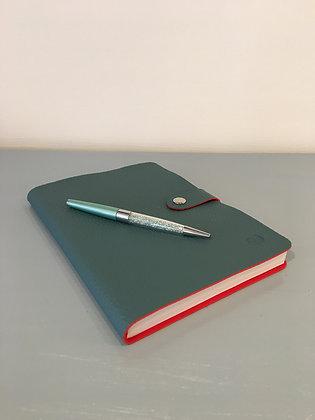 A5 Nicobar Notebook - Teal