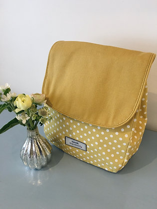 Yellow Spotty Backpack