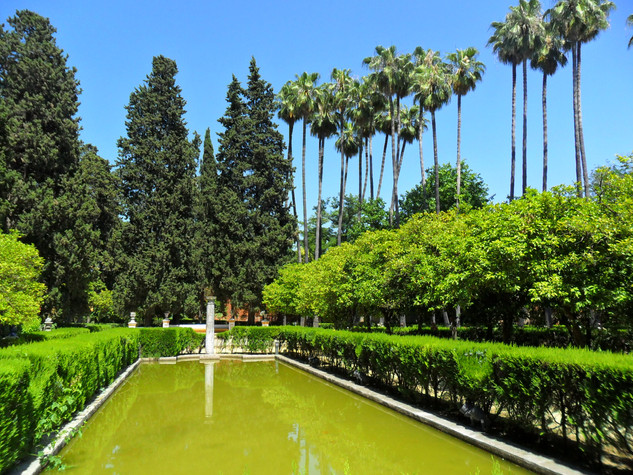Royal Alcázar of Seville