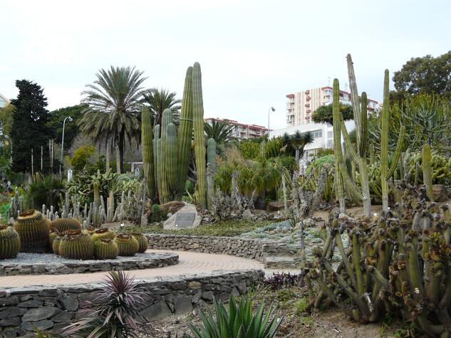 Parque de La Paloma, Benalmadena, Spain.