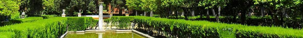 Jardines del Alcázar - Cordoba