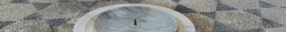 Fountain - Alcázar Real de Sevilha