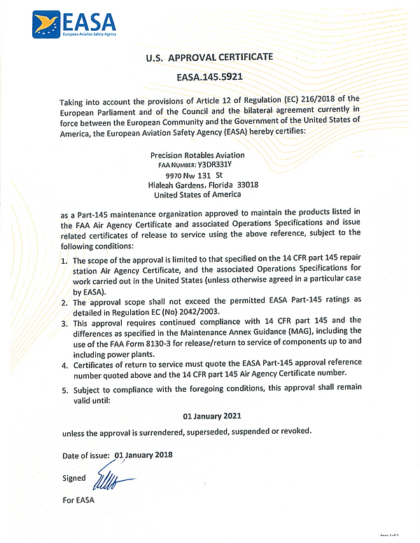 Precision EASA-Certificate.png