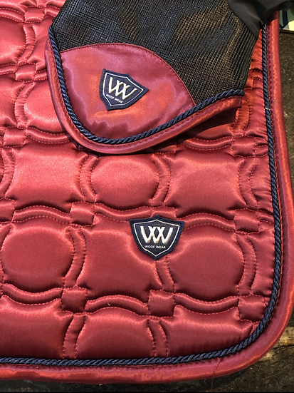 Woofwear Vision Saddlecloth Dressage