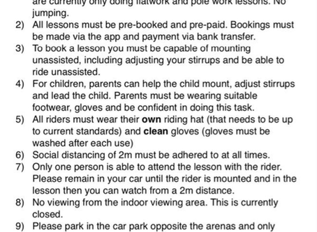 Booking Policy