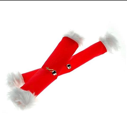 Christmas Rein Sleeves