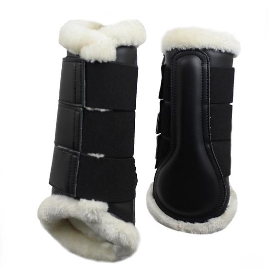 Prestige Faux Fur Brushing Boot