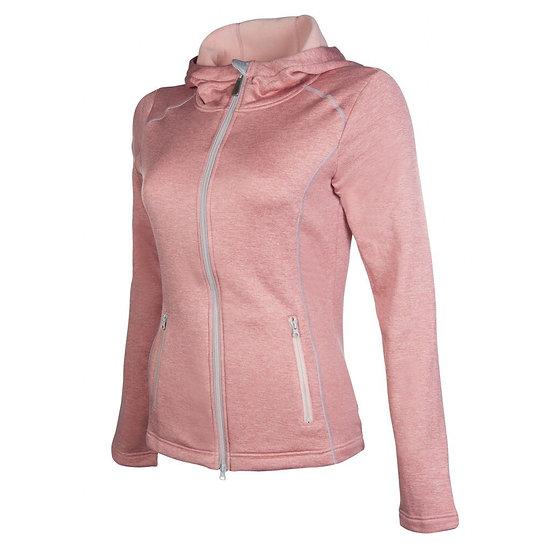 Fleece jacket - Della sera apricot
