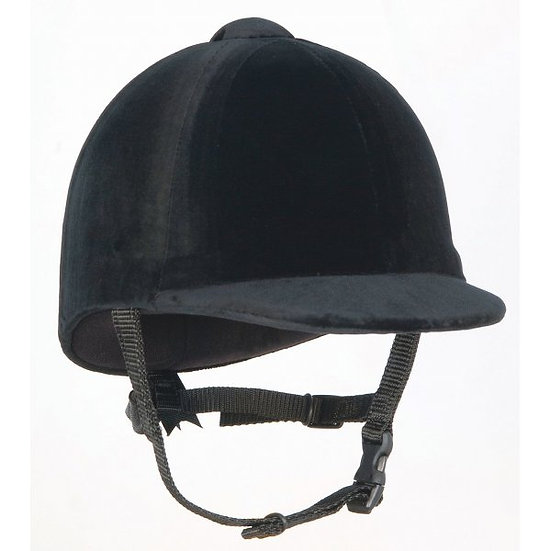 Champion Junior CPX Velvet Riding Hat