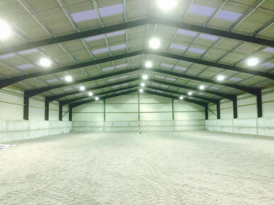 The Indoor Arena