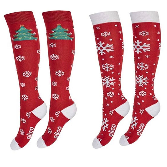 Elico - Christmas Socks