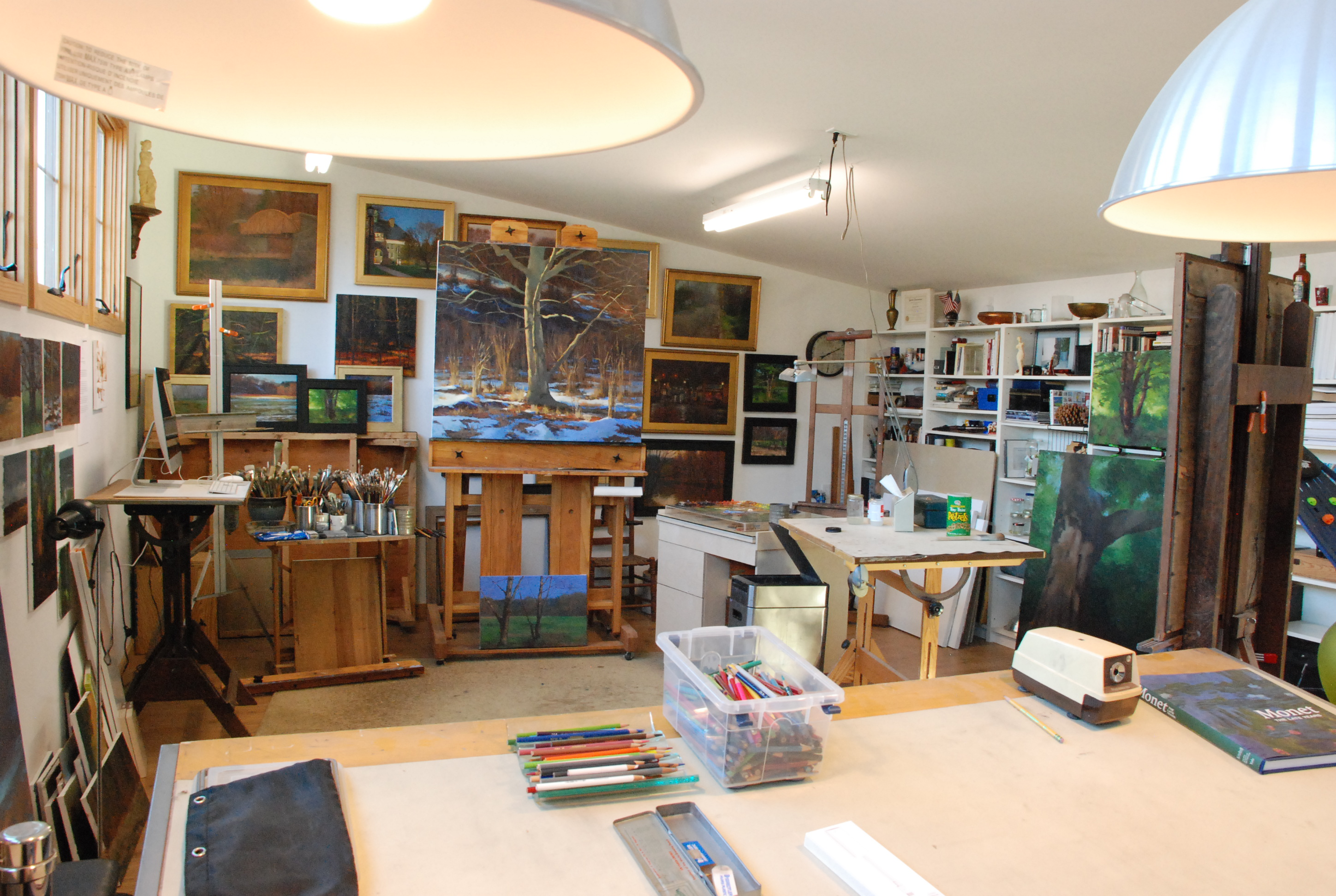 Gregory Blue Studio