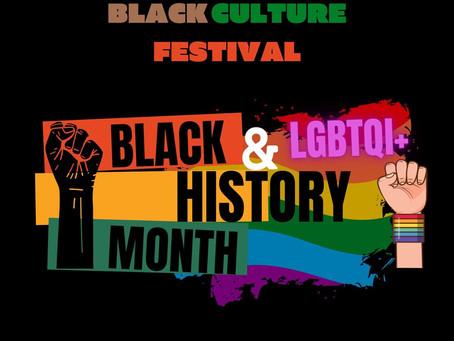 Celebration of Black and LGBTQ+ Culture