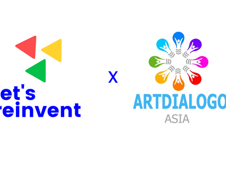 Let's Reinvent and Artdialogo Asia: Partnership in tech-driven creative initiatives