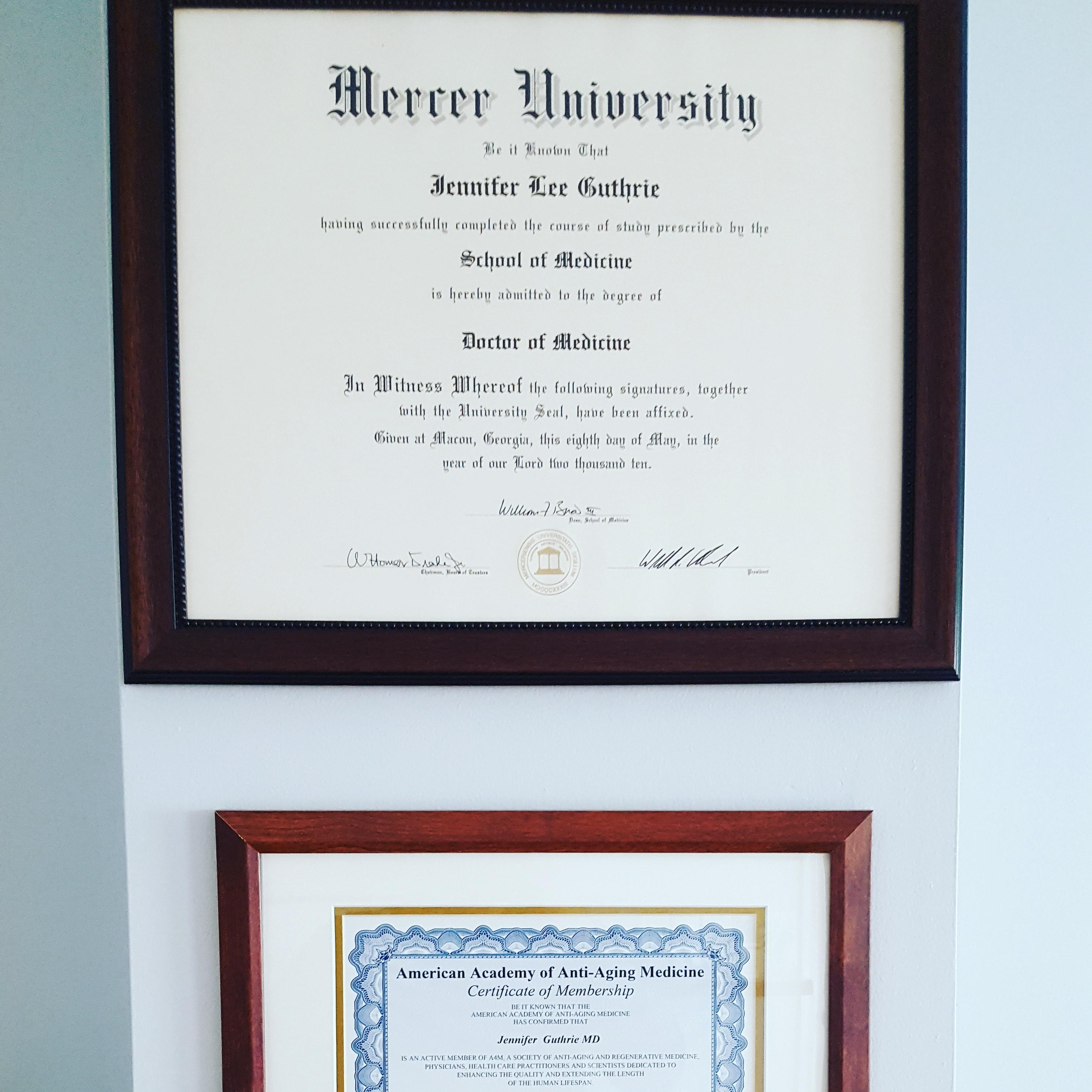 Mercer University of Medicine