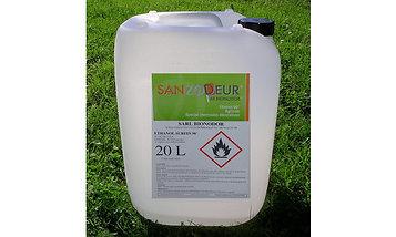 Lot de 5 Bidons Bioéthanol 20 litres