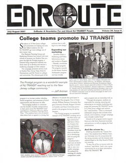 NJ TRANSIT Publication