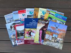 Newsletters & Catalogs