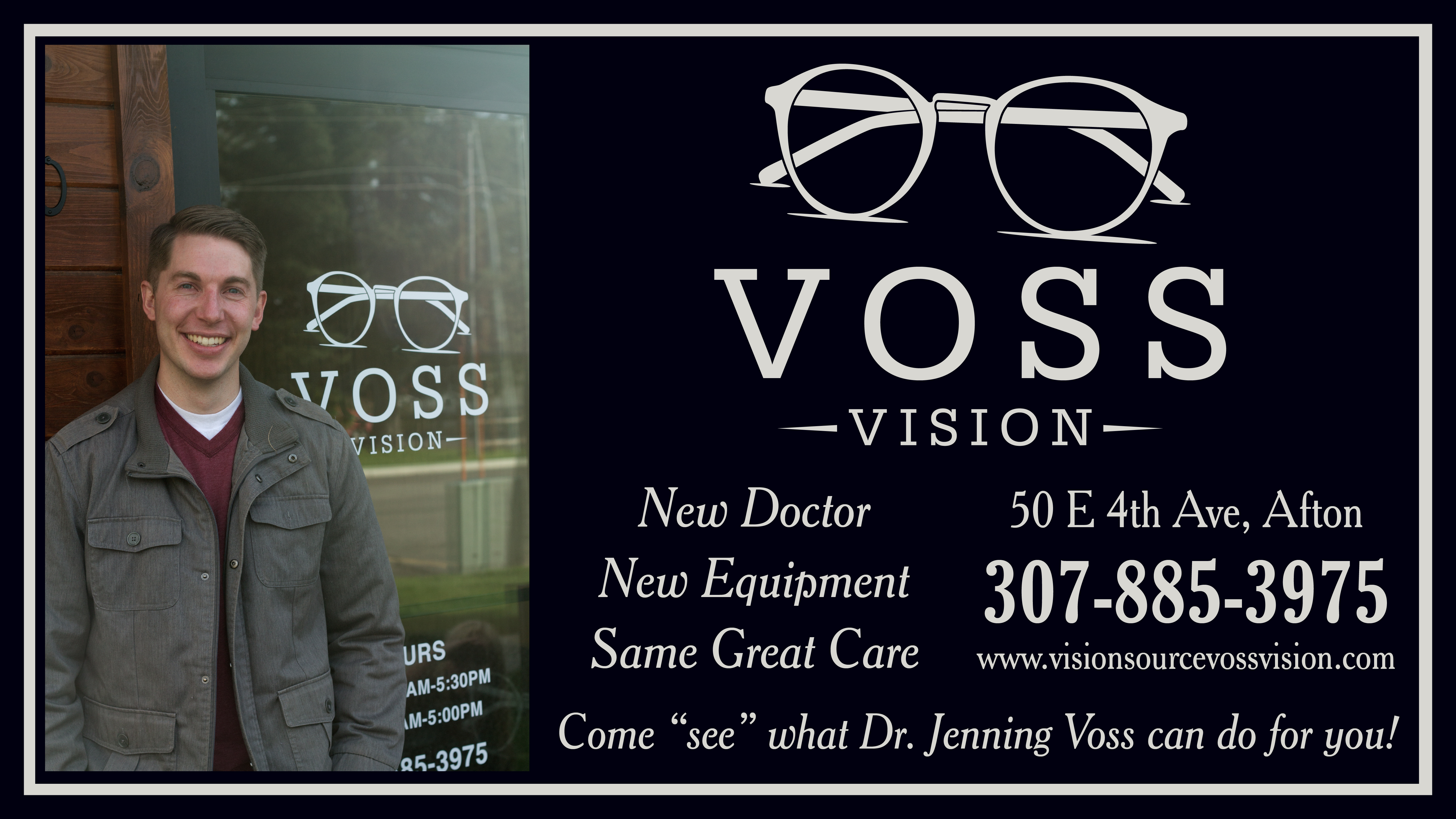 Voss Vision Ad