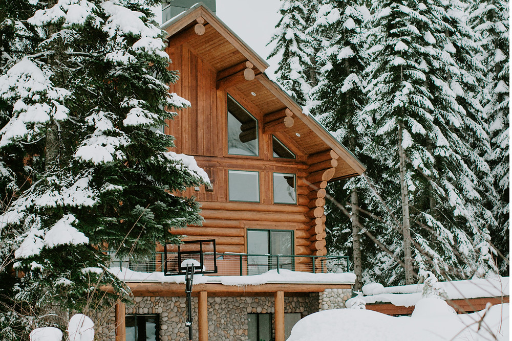 Star Valley Wyoming Pest-free Home In Winter