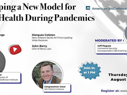 Developing a New Model for Public Health During Pandemics
