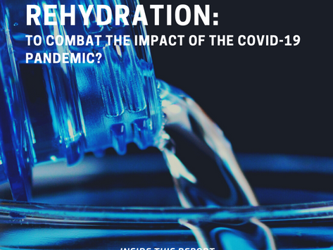 Rehydration Solutions: Use During COVID-19 Pandemic