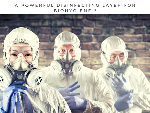 Fogging- A Powerful Disinfecting Layer for Biohygiene?