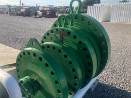 "Blind flange rentals and sales from 2"" through 36"""