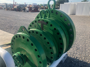 """Blind flange rentals and sales from 2"""" through 36"""""""